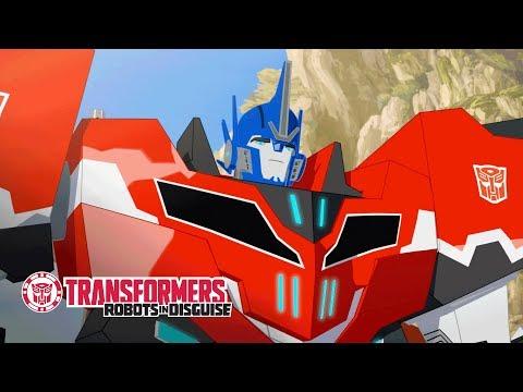 Transformers Greece: Robots in Disguise - Πλήρες Επεισόδιο 1 (Περίοδος 2)