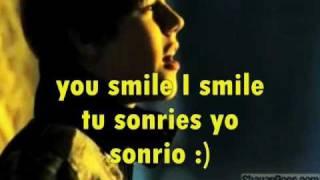 Justin Bieber U smile subtitulada en español e ingles