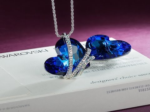Jewelry Necklace - The Heart of the Ocean Necklace - Cheap Jewelry For Women