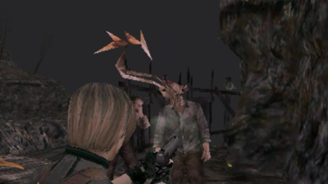 Resident Evil 4 Mobile Edition - Mission 3 - Las Plagas - YouTube
