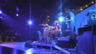 Jojo Mayer Drum Clinic Sofia 2011 HD