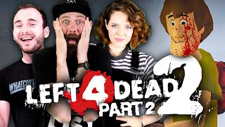 Left 4 Dead 2 PART 2 with Jules, Kirsten, and Rich!   WhatCulture Gaming LIVE