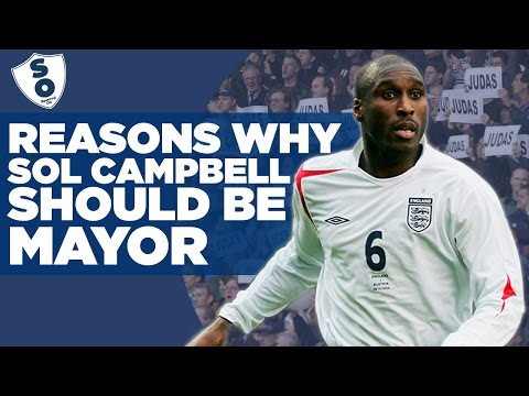 Why Sol Campbell Is The Perfect Candidate For Mayor | Spurred On
