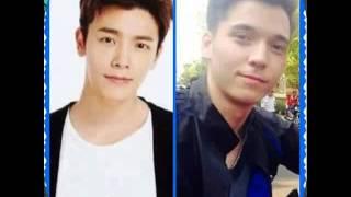 Video Donghae and Stefan Lagu Galau by ELF INA download MP3, 3GP, MP4, WEBM, AVI, FLV November 2017