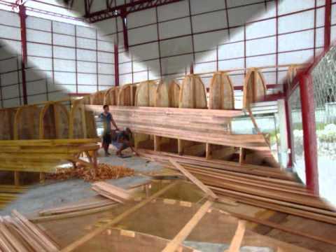 Building Norma catamaran apr2011.wmv - YouTube