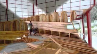 Building Norma catamaran apr2011.wmv