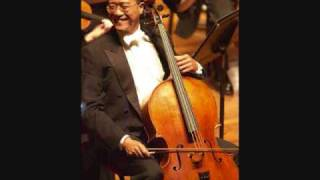 Yo-Yo Ma Plays Bach Cello Suite No. 5 Allemande