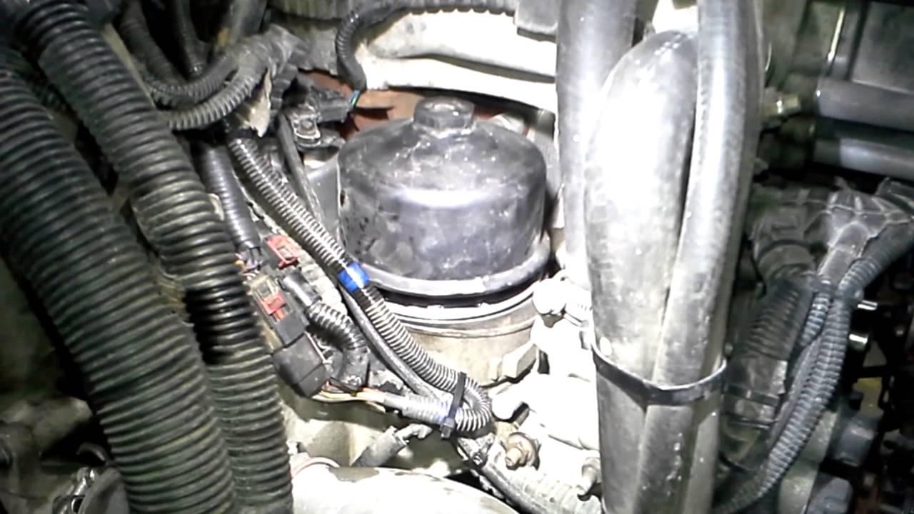 hight resolution of maxforce engine fuel filter