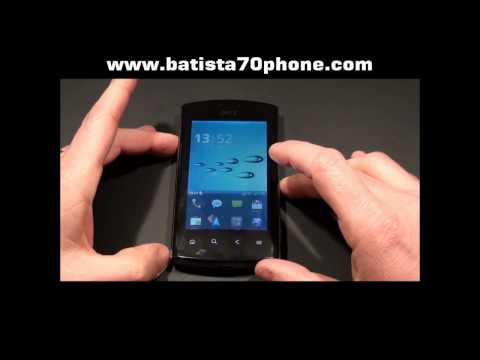 Video Review Acer Liquid Metal by batista70phone.wmv