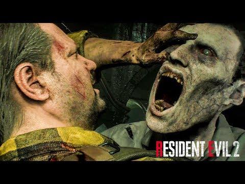 ЖОПОДРОБИЛЬНО! ► Resident Evil 2 Remake DLC Прохождение #1 ► ХОРРОР ИГРА