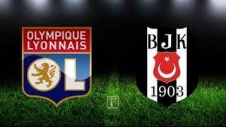 LYON- BESIKTAS/UEFA AVRUPA LIGI CEYREK FINAL 2.MAC/FIFA17/PS4