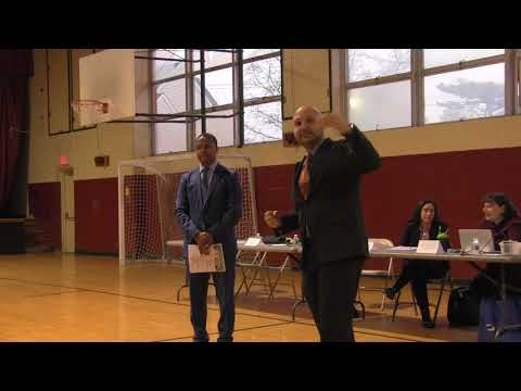 Legislator Solages' United We are Stonger Panel Discussion for Latino Community Part 1
