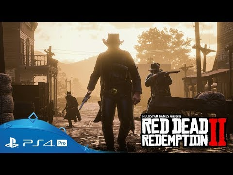 Red Dead Redemption 2   Zwiastun rozgrywki   PlayStation 4