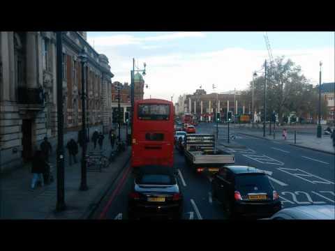 Route 37: Peckham Bus Station - Putney Heath