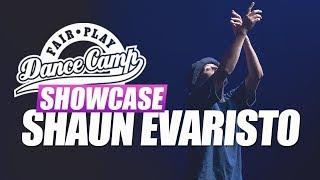 Shaun Evaristo | Fair Play Dance Camp SHOWCASE 2018