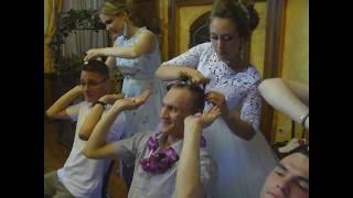 Смешные приколы,  конкурсы на свадьбе