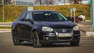 VW JETTA 8 сек до сотки за 400 т.р. / Тест-драйв и Обзор