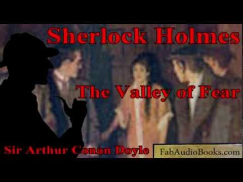 SHERLOCK HOLMES - The Valley of Fear by Sir Arthur Conan Doyle - Unabridged audiobook