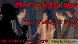 SHERLOCK HOLMES - The Valley of Fear by Sir Arthur Conan Doyle - Unabridged audiobook