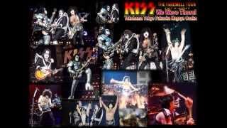 KISS God of Thunder - Eric Singer Drum Solo 2001-03-13 Tokyo