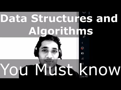 Important Data Structures and Algorithms for Coding Interviews
