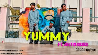 Justin Bieber- Yummy Dance Cover || ft  X- Mello Official || dance choreography 2020