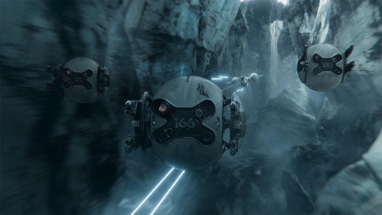 Filmkritik Oblivion 2013 Bilden Tom Cruise Und Die Science Fiction Ein Effektives Team Sf Fan De
