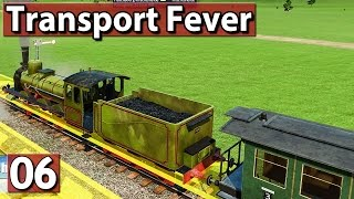 Linienoptimierungen ► Transport Fever Gameplay deutsch #6 PREVIEW ►