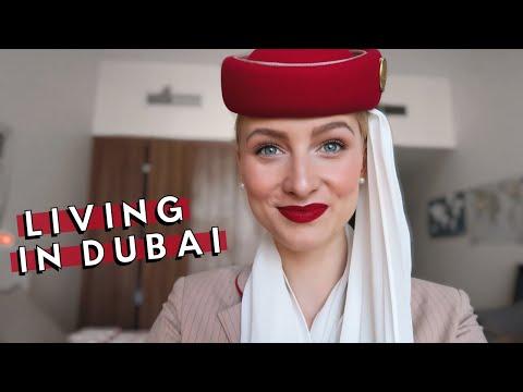 MY CABIN CREW ACCOMMODATION in Dubai | Emirates Airline