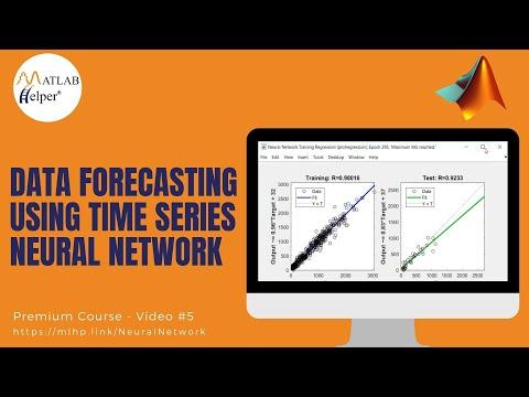 Data Forecasting Using Time SerIes Neural Network  Neural