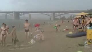 Сочи. Секс на пляже