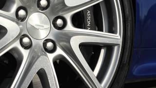 Aston Martin V8 Vantage S 2011 Videos