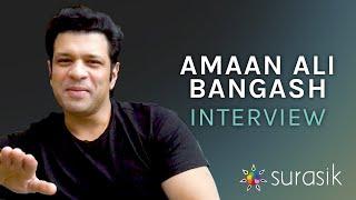 Amaan Ali Bangash on Sarod, His Family, and Honesty | Surasik