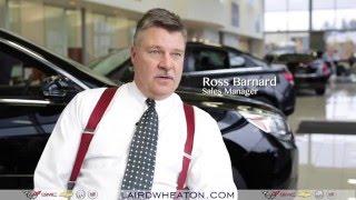 Laird Wheaton - Chevrolet Buick GMC Cadillac NANAIMO - Vancouver Island Dealer Dealership