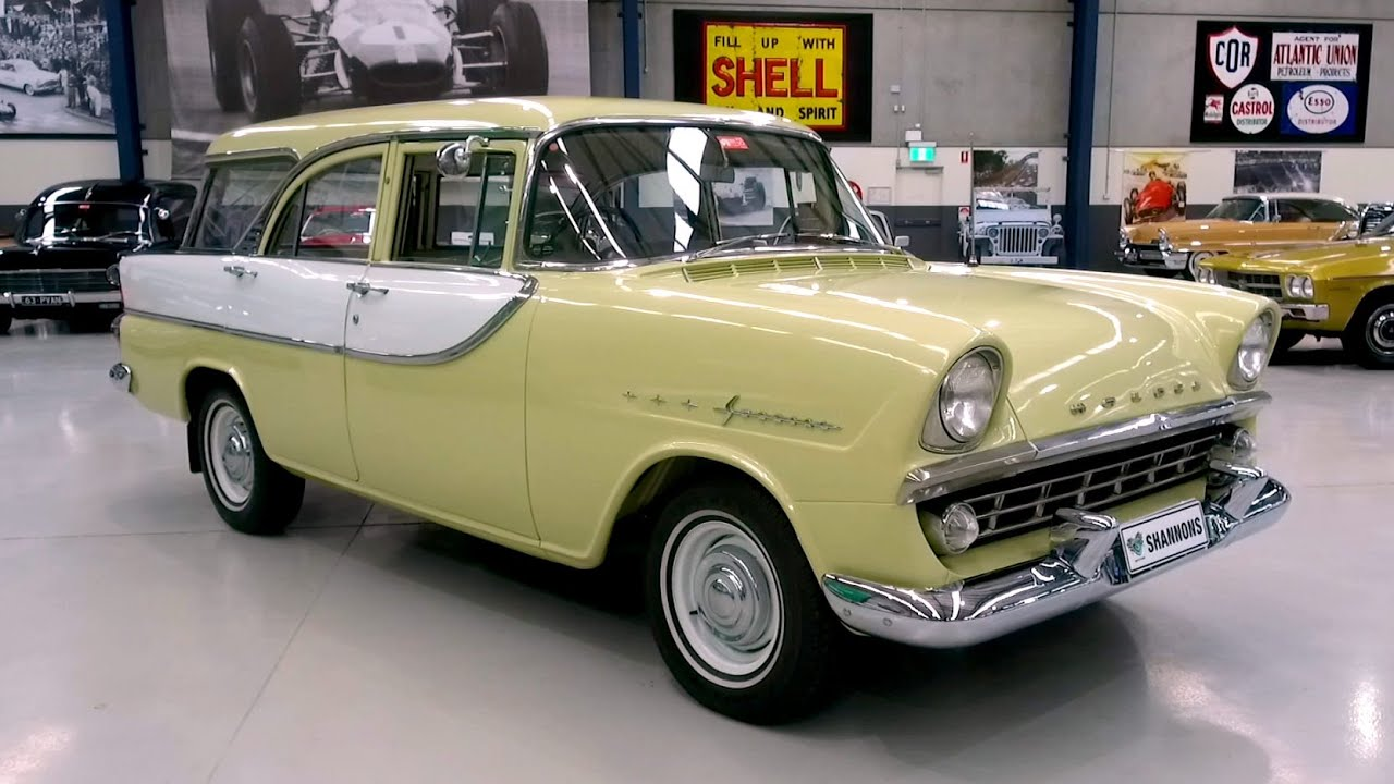 1960 Holden FB Station Wagon - 2020 Shannons Winter Timed Online Auction