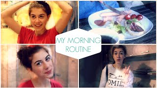 My morning routine ❄ WINTER EDITION