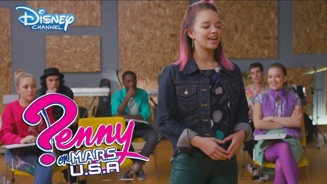 Download Penny on M.A.R.S 1 Penny Sings Nobody's Perfect Disney Channel USA