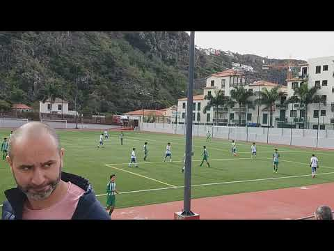 CD Ribeira Brava vs CD Pontassolense / 1.ª Parte