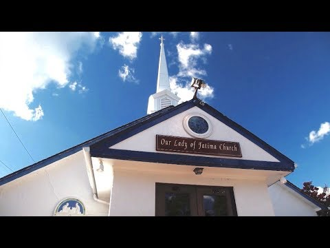 "NET TV - ""CITY OF CHURCHES"" -  Season 8 Episode 7 ""Our Lady of Fatima, Manorhaven NY""  (11/07/18)"