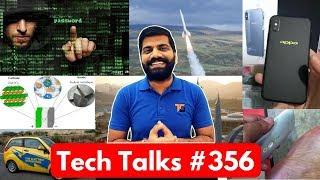 Tech Talks #356 - Apple Folding, Mars Beer, AirTel 198 Plan, Uber Electric, Oppo R13