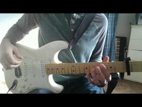Lisa Sawyer Leon Bridges Guitar Lesson