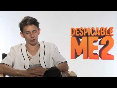 Despicable Me 2: Moises Arias Spanish
