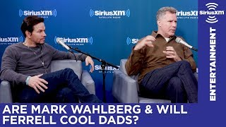 Mark Wahlberg & Will Ferrell talk Daddy's Home 2 and fatherhood // SiriusXM // Radio Andy