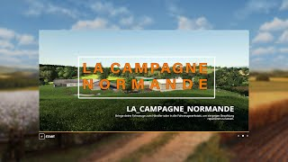 Hey Guys, I've made a Fly Thru of the La Campagne Normande Map by LaFermeStHilaire. Thanks for watching!  Download: http://www.modhub.us/farming-simulator-2019-mods/la-campagne-normande-v1-0-0-0/  Please: Like, share, comment and subscribe - Thank you