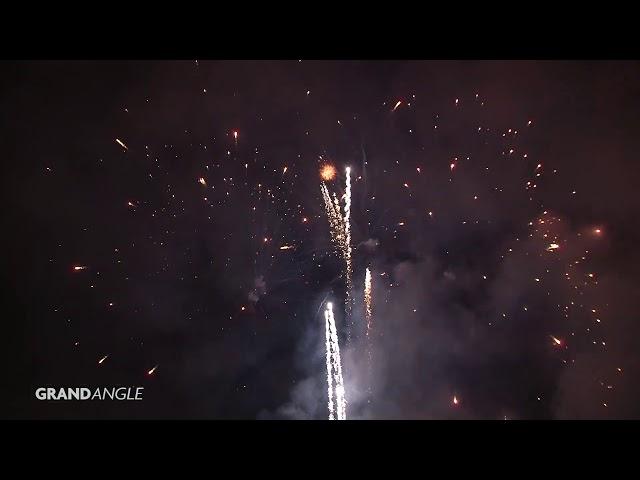 Célébration de la Fête Nationale à Amnéville