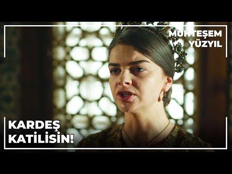 Şehzade Selim,  Mihrimah yüzleşmesi - Muhteşem Yüzyıl 139.Bölüm