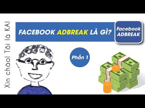 Facebook Ad Break là gì? #1 | Kiếm tiền Facebook