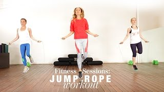 Fitness Sessions: Jump Rope Workout | The Beauty Effect