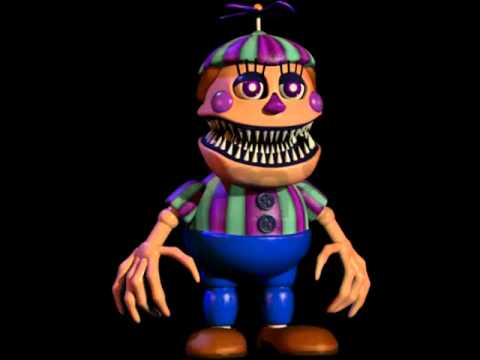 400 subs Nightmare Ballon Girl sing fnaf song Image : Fearless Prime