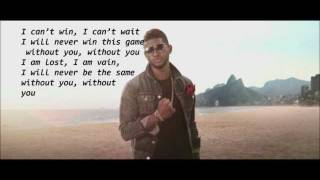 David Guetta ft. Usher - Without You [Karaoke/Lyrics]